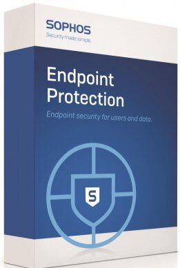 Central Endpoint Protection 12 months Subscription New