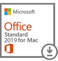 Microsoft Office Mac Standard 2019 (OLP)