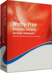 Trend Micro Worry-Free Services Advanced, 12 mths