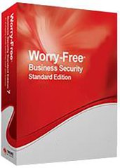 Worry-Free Business Security, Standard, Russian: Renewal, 12 mths