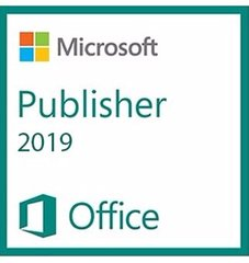 Microsoft Publisher 2019 (OLP)
