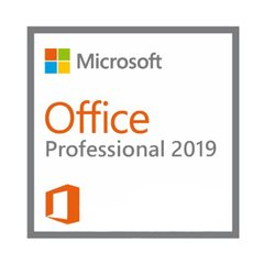 Microsoft Office Professional 2019 (ЭЛЕКТРОННАЯ ЛИЦЕНЗИЯ)