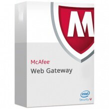 McAfee Web Security, Gateway Edition Software. Perpetual License with 1yr McAfee Business Software Support
