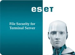 ESET File Security for Terminal Server на 1 год (покупка)