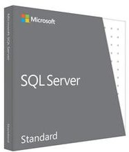 SQL Server Standard - 2 Core License Pack (подписка на 1 год)