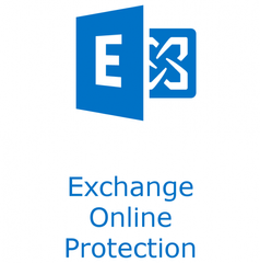 Microsoft Exchange Online Protection (OLP; подписка на 1 год)