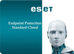 ESET Endpoint Protection Standard Cloud, 1 год