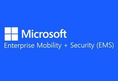 Microsoft Enterprise Mobility Security (OLP; подписка на 1 год)