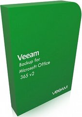Veeam Backup for Microsoft Office 365 1 Year Subscription Upfront Billing License & Production (24/7) Support (покупка)