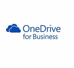 Microsoft OneDrive for Business (OLP; подписка на 1 год)
