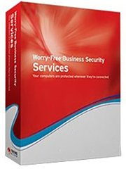 Trend Micro Worry-Free Services, 12 month