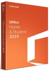 Microsoft Office Home and Student 2019 (ЭЛЕКТРОННАЯ ЛИЦЕНЗИЯ)