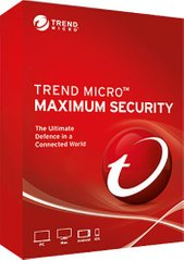 Trend Micro Maximum Security 2019 \ Multi Language \ LICENSE \ 12 mths \ New